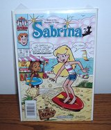 "New RARE 60th Anniversary Archie Comic Book ""SABRINA"" Dated 9/2002 No. 34 in Morris, Illinois"
