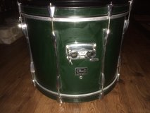 Bass drum and floor tom drum...pearl export in Houston, Texas