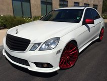 2010 Mercedes E350 Custom in Fort Irwin, California