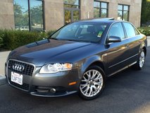 2008 Audi A4 Turbo S-Line in Camp Pendleton, California