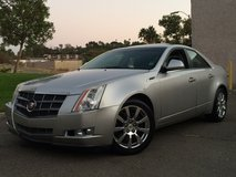Cadillac CTS Loaded in Camp Pendleton, California