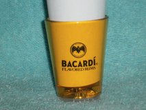 BACARDI LIGHT-UP SHOT GLASS (NEW IN BOX) in Elgin, Illinois