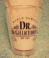 DR. McGILLICUDDY'S SHOT GLASS in Batavia, Illinois