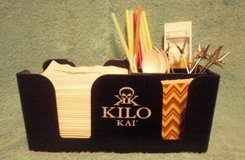 KILO KAI BAR CADDY (NEW) in Naperville, Illinois