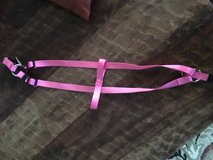 Pink medium harness NWOT in Chicago, Illinois