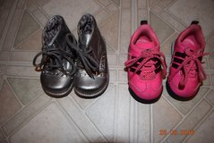BABY SHOES ADDIDAS ANS CIRCO BOOTS in Bolingbrook, Illinois