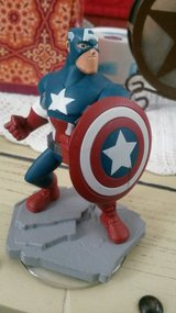 Disney Infinity Captain America figure 2.0 in Hinesville, Georgia