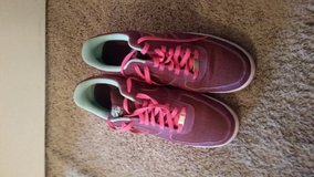 Mens Airforce 1's size 14 Like Brand New! Multi colored! in Clarksville, Tennessee