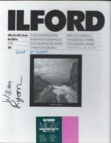 Ilford 8 x 10  RC DE LUXE Glossy 10 sheets $10.00 in Cherry Point, North Carolina
