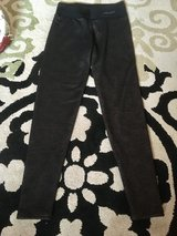 FUR-LINED BROWN-PATTERNED LEGGINGS - NEW in Lakenheath, UK