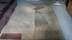 """Large Area Rug 64"""" x 91"""" inches in Bartlett, Illinois"""