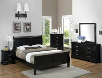 """NEW! """"LOUIS PHILIPPE COLLECTION""""  SOLID WOOD QUEEN BED / SET in Vista, California"""