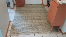 """Large Wool Area Rug measures 55"""" x 89"""" inches in Bartlett, Illinois"""
