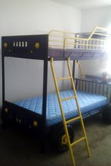 BUGGY BUNK BEDS (Domestic Violence Awareness) in Fort Irwin, California
