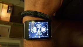 Samsung watch...make offer in Alamogordo, New Mexico