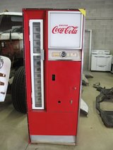 1950's Coke Machine in New Lenox, Illinois