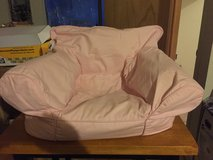 Kids Pink Bean Bag Chair in Houston, Texas