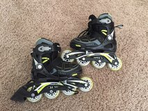 Boys Rollerblades fits size 11 to 1 in Warner Robins, Georgia