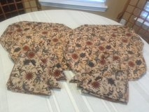 SET OF PLACE MATS AND NAPKINS REDUCED in Kingwood, Texas