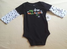 Halloween Onesie - Infant (New with Tags) in Schaumburg, Illinois