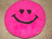 "HOT PINK ""SMILEY FACE"" PILLOW in Camp Lejeune, North Carolina"