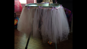High chair skirt in Columbia, South Carolina