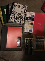 School supplies  new in Lockport, Illinois