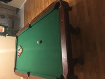 Pool Table in Nellis AFB, Nevada