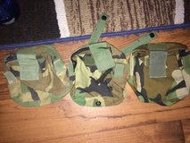 Army camo medic pouch in Camp Pendleton, California