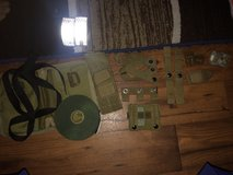Misc extra gear in Camp Pendleton, California