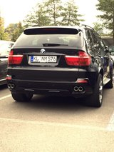 BMW X 5 drive  d .3.0 L in Ramstein, Germany