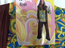 New Hippie Man Costume (L) in Ramstein, Germany