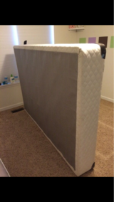 Double Size Box Spring in Belleville, Illinois