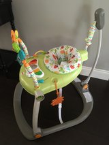 Woodland Friends Space Saver Jumperoo - Fisher Price in Leesville, Louisiana