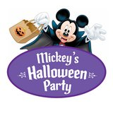 Mickey's Halloween Party 10/29 in Los Angeles, California