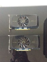 GTX 460 GPUx2 in Fort Campbell, Kentucky