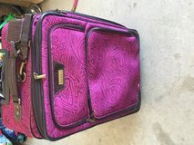 Nicole Miller luggage in Camp Pendleton, California