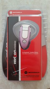 Motorola (pink) Bluetooth - New in Pkg in Bolingbrook, Illinois