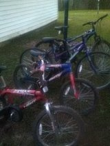 bicycles in Fort Rucker, Alabama