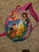 Disney fairy backpack in Plainfield, Illinois