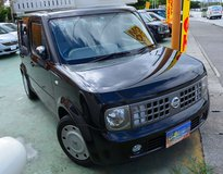 *SALE!* 04 Nissan Cube* 70,000 KM! Excellent Condition, Clean!* Brand New 2 Year JCI & Road Tax! in Okinawa, Japan