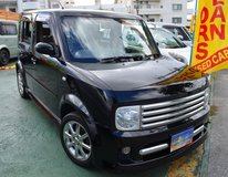 *SALE!* 04 Nissan Cube Rider* Excellent Condition, Clean!* Brand New 2 Year JCI & Road Tax! in Okinawa, Japan