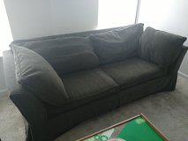 Olive Green Couch in Algonquin, Illinois