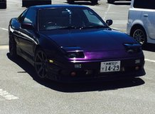 Nissan 180sx (SR20DET) in Okinawa, Japan