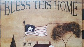 """Bless This Home Sign 15""""x17"""" in The Woodlands, Texas"""