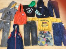 104 size kids clothes winter lot in Stuttgart, GE