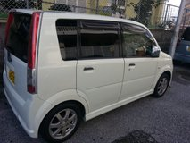 Daihatsu MOVE 2008 in Okinawa, Japan