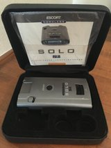 Escort SOLO S2 Radar Detector Cordless in Okinawa, Japan