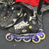 mission roller blades in St. Charles, Illinois