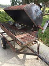 Towable Bbq grill in Beaufort, South Carolina
